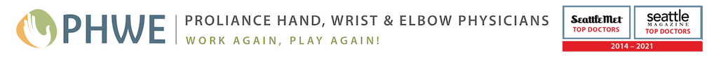 Proliance Hand, Wrist and Elbow Physicians Logo